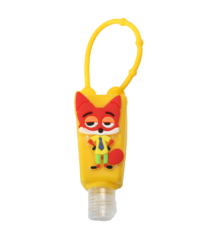 >Mini   Yellow Silicone Case J3 for 30ml bottle